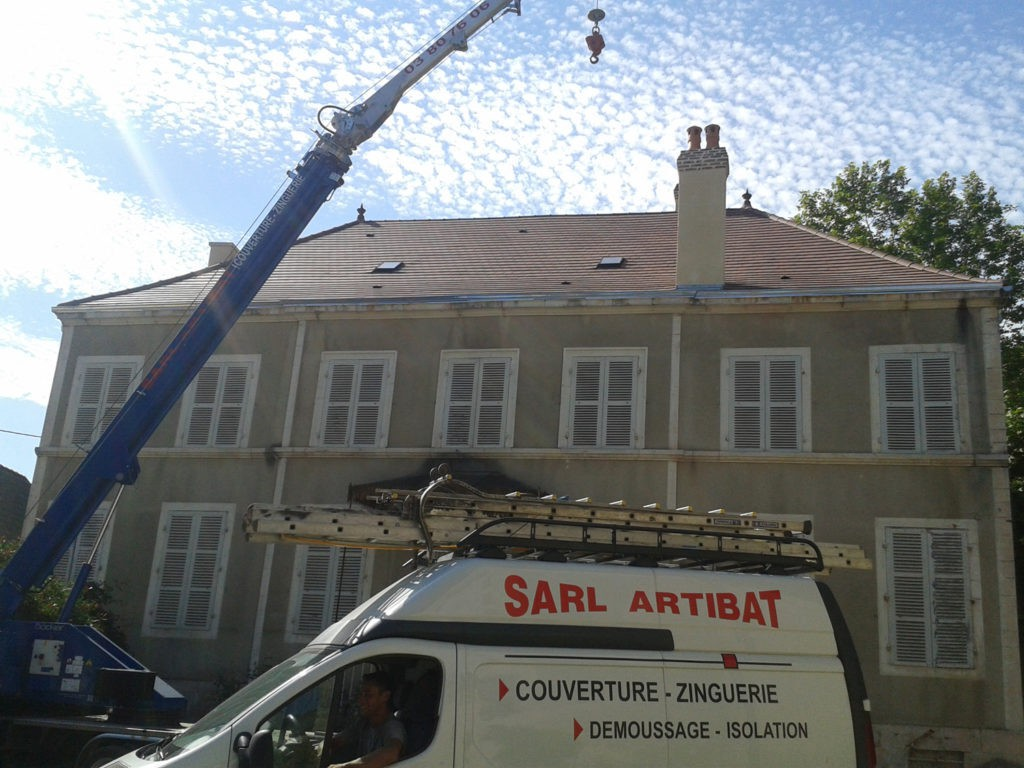 rénovation couverture dijon