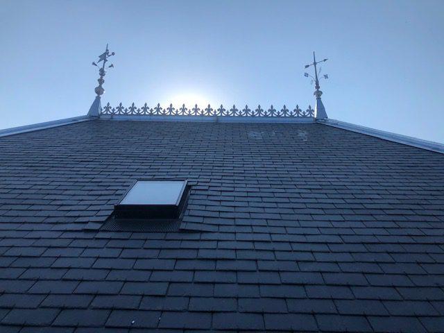 refection de toiture ardoise Pouilly en Auxois
