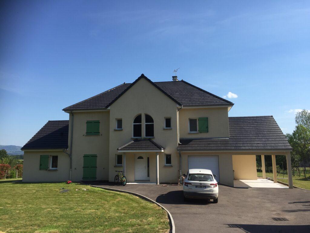 Entretien de toiture Etang-sur-Arroux