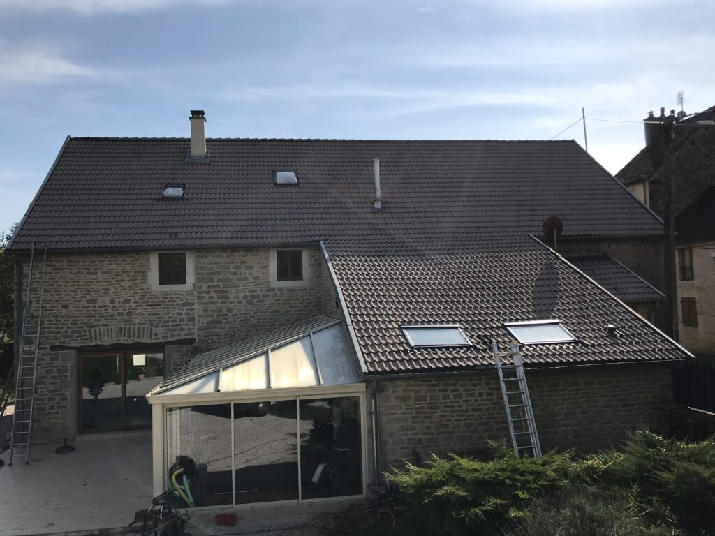 entretien de toiture Turcey