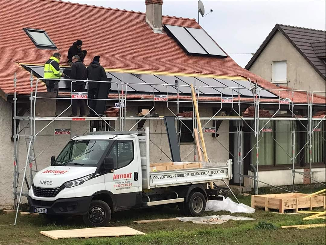 panneaux solaires dijon